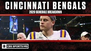 Joe Burrow and the Cincinnati Bengals RUN THE GAUNTLET to start the 2020 season | CBS Sports HQ