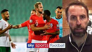 Gareth Southgate says anti-racism protests could change society & reflects on incidents with England