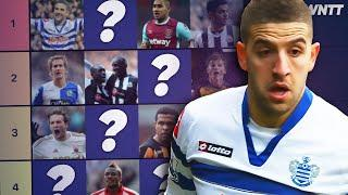 RANKING 'STREETS WILL NEVER FORGET' FOOTBALLERS (TIER LIST) | #WNTT