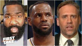 LeBron James needs to win a title the most this season - Max Kellerman | First Take
