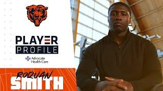 Roquan Smith on carrying on Bears linebacker legacy | Player Profile | Chicago Bears