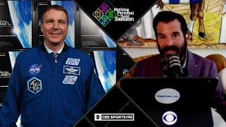 What's it like to get called from space? | Nothing Personal with David Samson