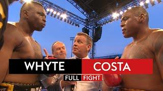 Dillian Whyte's FIRST fight on Sky Sports | VS Irineu Costa | Fight Rewind