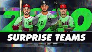 2020 Possible Surprise MLB Teams (Which teams may sneak into the Postseason?)
