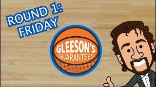 Gleeson's Guarantees: March Madness best bets for Friday's first-round action | USA TODAY Sports