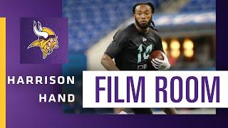 Film Room: Can Harrison Hand's Size and Toughness Help Him Make An Immediate Impact?