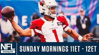 NFL Week 10 Picks & Fantasy Advice LIVE: Start 'Em & Sit 'Em, Value Plays & More!