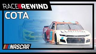 Race Rewind: Chase Elliott notches sixth road-course win @ COTA | Race Rewind | NASCAR in 15 minutes