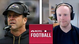Ranking the Best NFL Head Coaches | Rotoworld Football Podcast