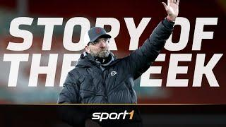 Klopp vor Liverpool-Aus?! Eure HOT TAKES zur Premier League | SPORT1 - STORY OF THE WEEK