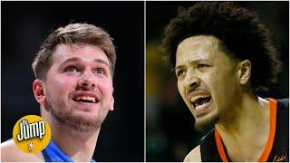 Cade Cunningham is 'the Luka Doncic of college basketball' - Mike Schmitz | The Jump