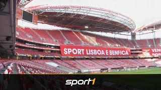 CL-Turnier in Lissabon in Gefahr | SPORT1 - DER TAG