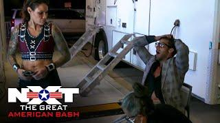 Robert Stone gets his ankle checked out: WWE Network Exclusive, July 8, 2020