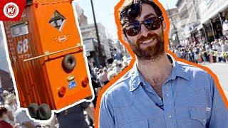 Scott Rogowsky Shows You Weird Sports | Outhouse Races