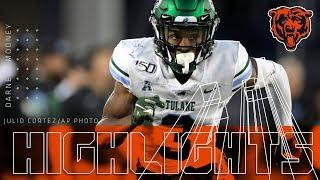 Darnell Mooney College Highlights | Chicago Bears
