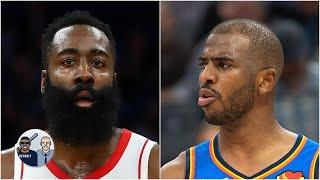 Jalen & Jacoby react to the James Harden, Russell Westbrook and Chris Paul news