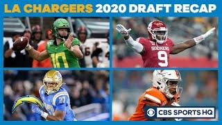 The Los Angeles Charges REACH for Justin Herbert | 2020 NFL Recap | CBS Sports HQ