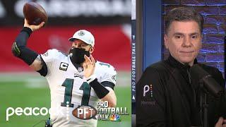 Carson Wentz needs to address reports on issues with Doug Pederson | Pro Football Talk | NBC Sports