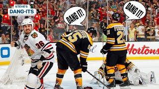 NHL Worst Plays Of All-Time: How To Lose A Stanley Cup In 17 Seconds | Steve's Dang-Its