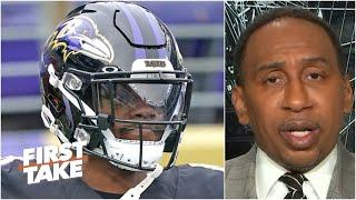 Stephen A.: Ravens vs. Steelers should not be played during Week 12 | First Take