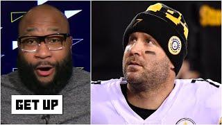 'Hell no' the Steelers' problems aren't behind them! - Marcus Spears | Get Up