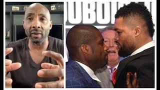 'COMMON SENSE SAYS... JOYCE WINS!' - JOHNNY NELSON GIVES BREAK-DOWN OF DANIEL DUBOIS v JOE JOYCE