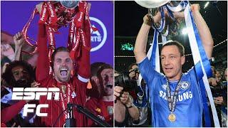 Should Jordan Henderson have pulled a John Terry and gone full kit for the trophy lift? | Extra Time