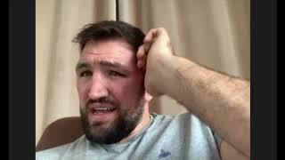 'FORGET IT. IM NOT INTERESTED' - HUGHIE FURY ON DAVE ALLEN / & REACTS TO WHYTE'S DEFEAT TO POVETKIN