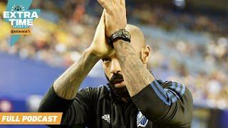 Thierry Henry is out, what next for Montreal?