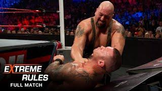 FULL MATCH - Randy Orton vs. Big Show - Extreme Rules Match: WWE Extreme Rules 2013
