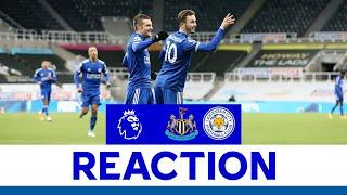 'A Terrific Away Performance' - James Maddison   Newcastle United 1 Leicester City 2