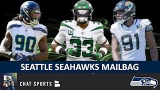 Seattle Seahawks Rumors: Jamal Adams Trade? Sign Jadeveon Clowney? Yannick Ngakoue Trade? | Mailbag