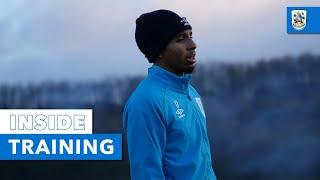 ️ DOUBLE TRAINING SESSION! INSIDE TRAINING | Town prepare for Emirates FA Cup