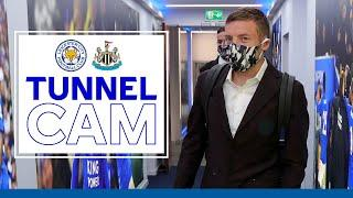 Tunnel Cam | Leicester City vs. Newcastle United | 2020/21