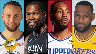 Warriors vs. Nets or Clippers vs. Lakers: Which is the more intriguing game? | The Jump