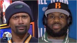 Jalen & Jacoby react to LeBron wanting to retire from being an All-Star captain | Jalen & Jacoby
