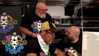 D-Generation X's fruitless attempt to log on: NXT TakeOver: In Your House (WWE Network Exclusive)