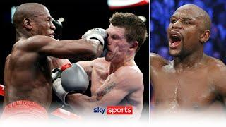 Floyd Mayweather's BEST moves! | Featuring Hatton, Pacquiao and more!