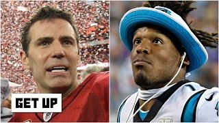 Will Cam Newton do with the Patriots what Kurt Warner did with the Cardinals? | Get Up