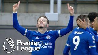 James Maddison fires Leicester City in front of Newcastle   Premier League   NBC Sports