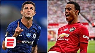 Chelsea vs. Manchester United: Who has the brighter future? | Premier League
