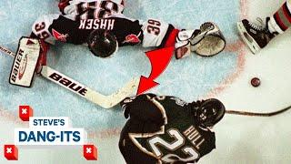 NHL Worst Plays Of All-Time: NO GOAL! | Steve's Dang-Its
