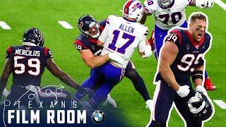J.J. Watt's sack of the season | Film Room