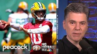 What Aaron Rodgers situation means for Jordan Love at minicamp   Pro Football Talk   NBC Sports