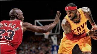 Michael Jordan vs. Lebron James: Who's Really The GOAT?