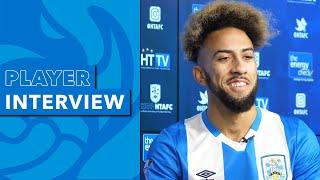 THOMAS SIGNS! PLAYER INTERVIEW   Sorba Thomas on joining Huddersfield Town