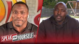 Takeo Spikes on AB to Seahawks rumor, Taysom Hill — Lamar comparison & Bills | SPEAK FOR YOURSELF