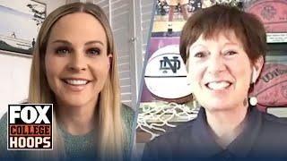 Notre Dame's Muffet McGraw on cultural change on Title IX Anniversary | FOX COLLEGE HOOPS