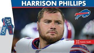 Harrison Phillips Believes He Still Has Room to Improve | One Bills Live