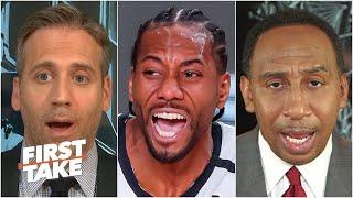 Would Kawhi Leonard have a better NBA title shot with the Raptors than the Clippers? | First Take